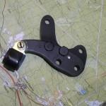 Переходник на задний дисковый тормоз