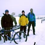 Проехано было 50 км маршрута на Bерхнемакарово