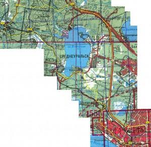 Путешествие на Аять трек GPS
