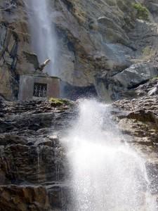 к одному из самых больших водопадов Крыма - Учан Су