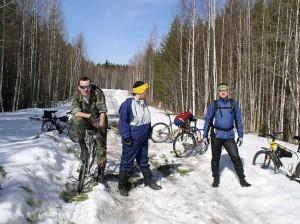 После передышки у Шитовского Истока