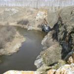 Багаряк в районе Зотинской пещеры
