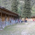 Альплагерь Ала-Арча (2300)