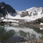 Последний взгляд на Ала-Арчинский ледник
