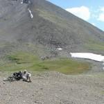 На перевале Каракол (3452)