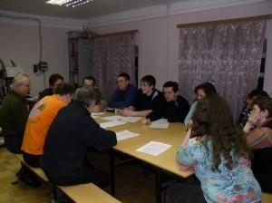 Расширенное заседание велокомиссии